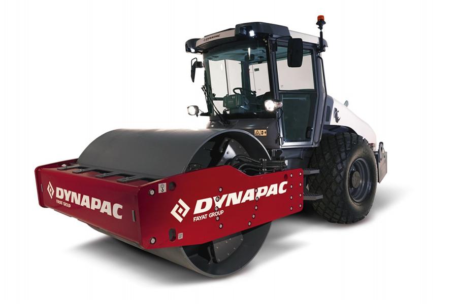 xe lu rung 1 bánh thép Dynapac CA30D