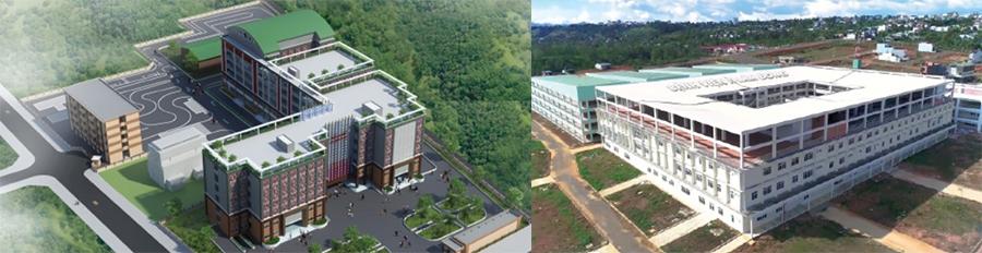 trường cao đẳng Giao Thông Vận Tải – Cơ sở 2