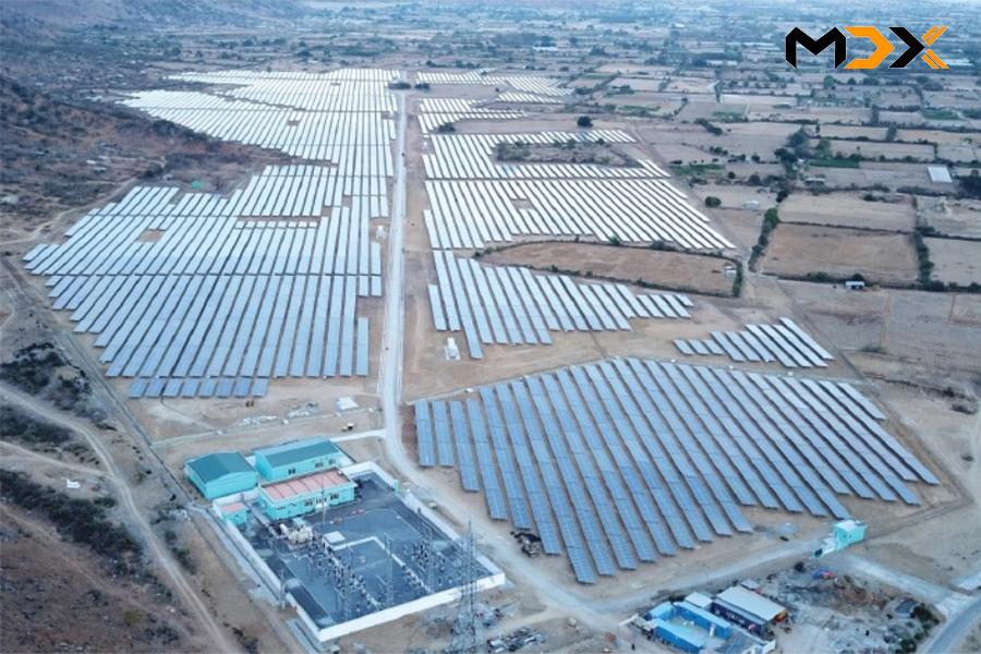 Nhà máy Điện mặt trời Solar Farm Nhơn Hải