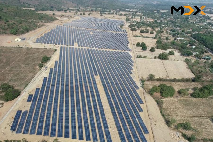 Nhà máy Điện mặt trời Chư Ngọc giai đoạn 1