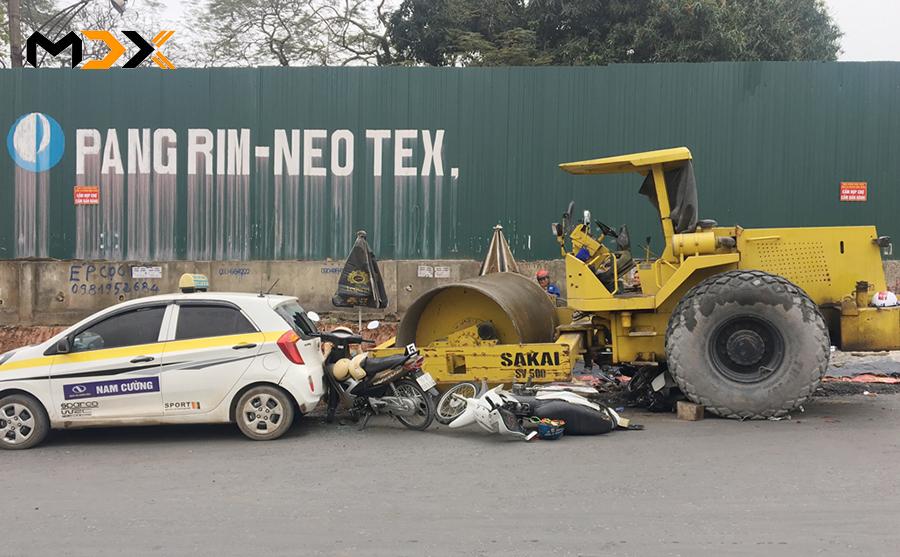 lái xe có nguy hiểm không