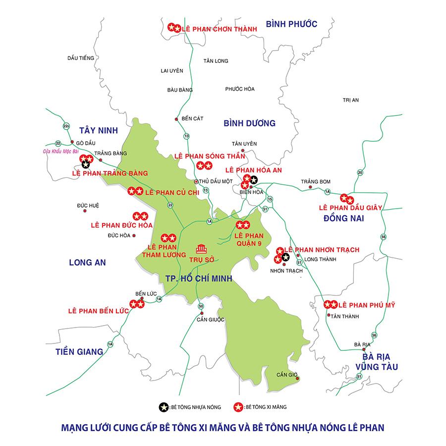 Công ty Xây Dựng Lê Phan