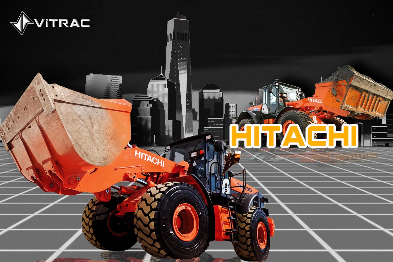 Máy xúc lật Hitachi -5A Series